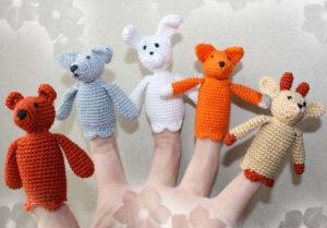 Пальчиковые игрушки (1)