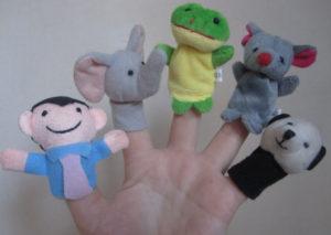 Пальчиковые игрушки (3)