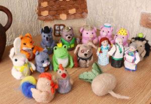 Пальчиковые игрушки (5)