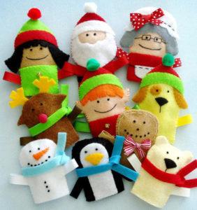 Пальчиковые игрушки (7)