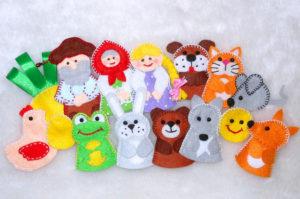 Пальчиковые игрушки (9)