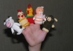 Пальчиковые игрушки (11)