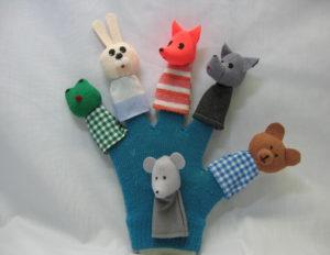 Пальчиковые игрушки (14)