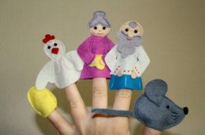 Пальчиковые игрушки (15)