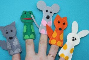 Пальчиковые игрушки (16)