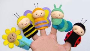 Пальчиковые игрушки (19)