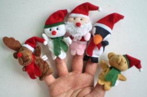 Пальчиковые игрушки (221)