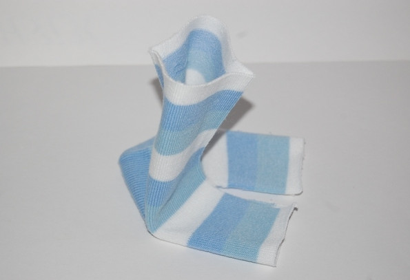 Игрушки из носков Куклы из носков 88