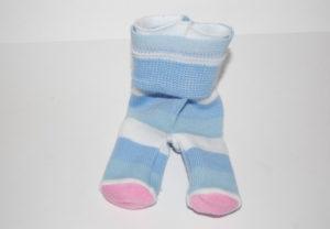 Игрушки из носков. Слоник своими руками (11 )