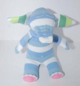 Игрушки из носков. Слоник своими руками ( 18)