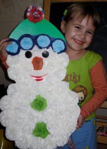 Большие новогодние игрушки на уличную елку (34)