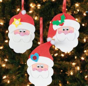 Большие новогодние игрушки на уличную елку (53)