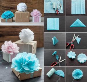 Идеи упаковки подарков. Как красиво подарить игрушку (11)