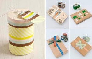 Идеи упаковки подарков. Как красиво подарить игрушку (15)