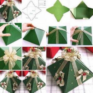 Идеи упаковки подарков. Как красиво подарить игрушку (2)