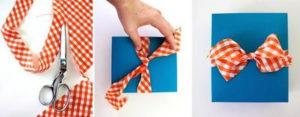 Идеи упаковки подарков. Как красиво подарить игрушку (29)