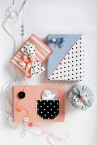 Идеи упаковки подарков. Как красиво подарить игрушку (34)