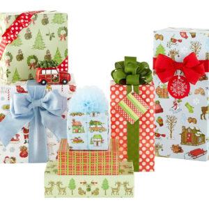 Идеи упаковки подарков. Как красиво подарить игрушку (36)