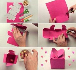Идеи упаковки подарков. Как красиво подарить игрушку (4)