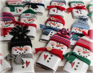 Идеи упаковки подарков. Как красиво подарить игрушку (5)