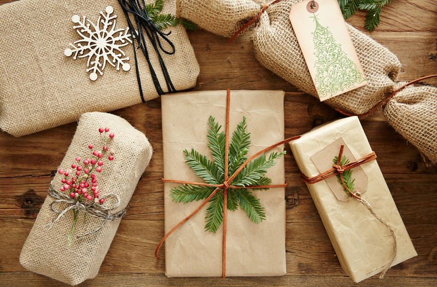 декор подарков