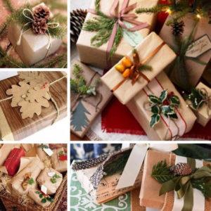 Идеи упаковки подарков. Как красиво подарить игрушку (65)
