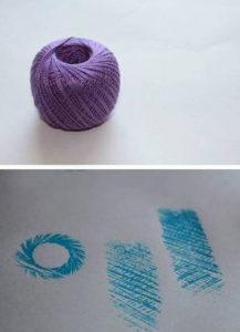 Игрушки для девочек и мальчиков. Как сделать штамп своими руками (3)