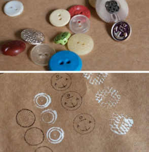 Игрушки для девочек и мальчиков. Как сделать штамп своими руками (4)