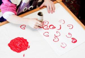 Игрушки для девочек и мальчиков. Как сделать штамп своими руками (45)