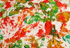 Игрушки для досуга. Картины из осенних листьев (1)