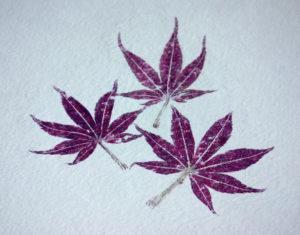 Игрушки для досуга. Картины из осенних листьев (20)