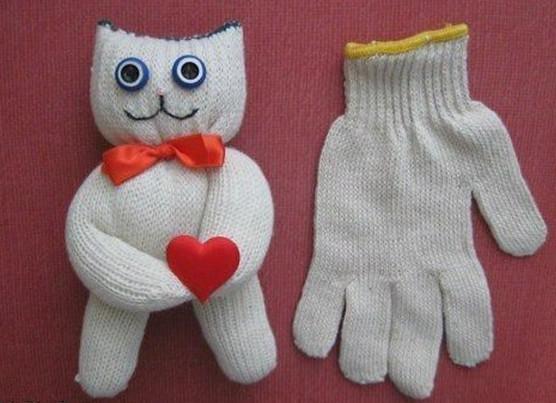 Куклы из носок своими руками