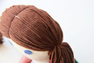 Как сделать куклу для девочки (1)