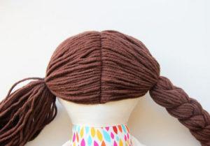 Как сделать куклу для девочки (15)