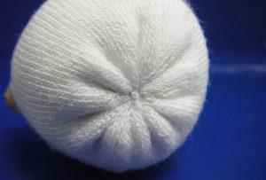 Как сшить игрушку из носка. Совушка своими руками (8)