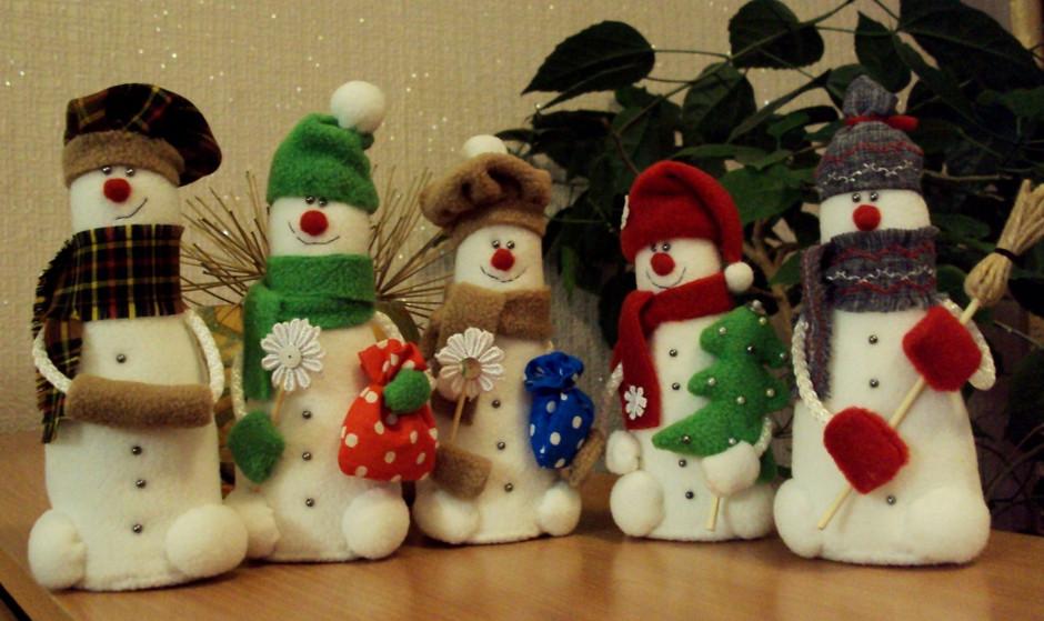 Фотографии игрушек новогодних своими руками