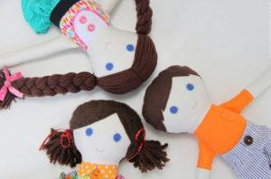 Куколка для девочек. Мастер класс с пошаговым фото для начинающих (15)