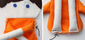 Кукла для мальчика своими руками (16)