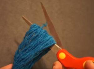 Кукла из ниток своими руками для детей. Игрушки мотанки (1)