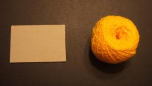 Кукла из ниток своими руками для детей. Игрушки мотанки (3)