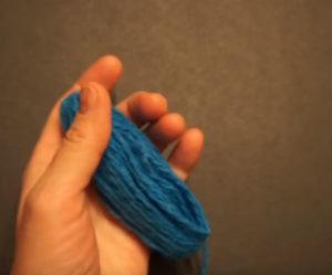 Кукла из ниток своими руками для детей. Игрушки мотанки (43)