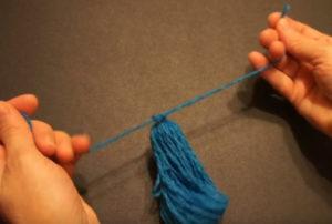 Кукла из ниток своими руками для детей. Игрушки мотанки (51)