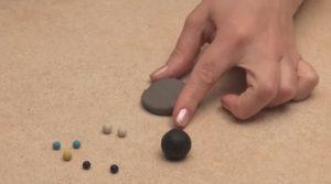 Лепка игрушек из пластилина. Как сделать божью коровку своими руками (36)