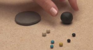 Лепка игрушек из пластилина. Как сделать божью коровку своими руками (37)