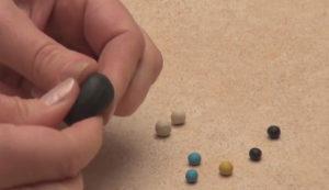 Лепка игрушек из пластилина. Как сделать божью коровку своими руками (38)