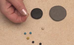 Лепка игрушек из пластилина. Как сделать божью коровку своими руками (41)