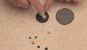 Лепка игрушек из пластилина. Как сделать божью коровку своими руками (42)
