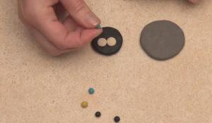 Лепка игрушек из пластилина. Как сделать божью коровку своими руками (45)