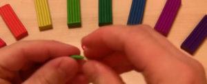 Лепка игрушек из пластилина. Мухомор своими руками (1)