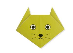 Простые оригами из бумаги для детей (9)